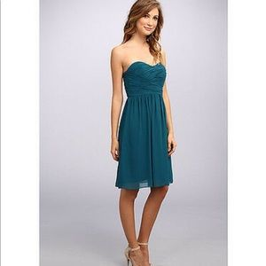 👗 HOST PICK 👗 Nordstrom Donna Morgan Teal Dress